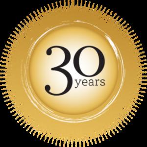 30 year medallion
