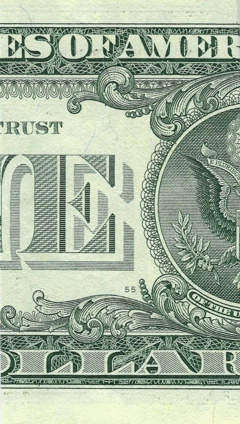 A One-Dollar Bill